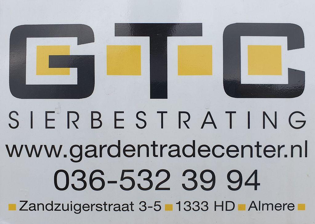 GTC Sierbestrating